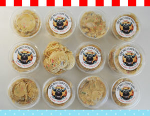 Eddie Bulls Cookie Dough gifts and fundraisers edible cookie dough Valrico